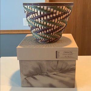 🎉HP🎉Longaberger Collectors Club Gift Giving Bskt